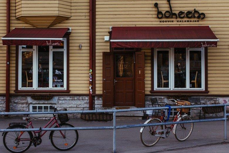 Boheem Kohvik Tallinn
