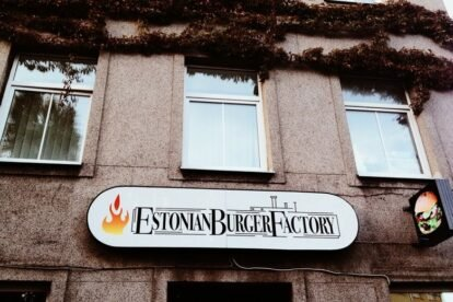 Estonian Burger Factory Tallinn