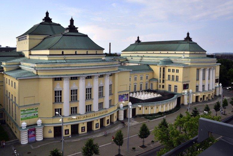 Estonian Opera Theatre Tallinn