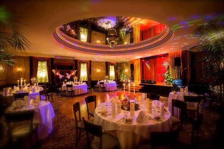 Gloria Restaurant Tallinn