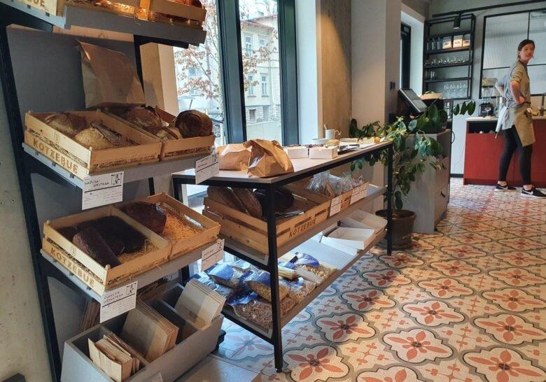 Kotzebue Bakery Tallinn