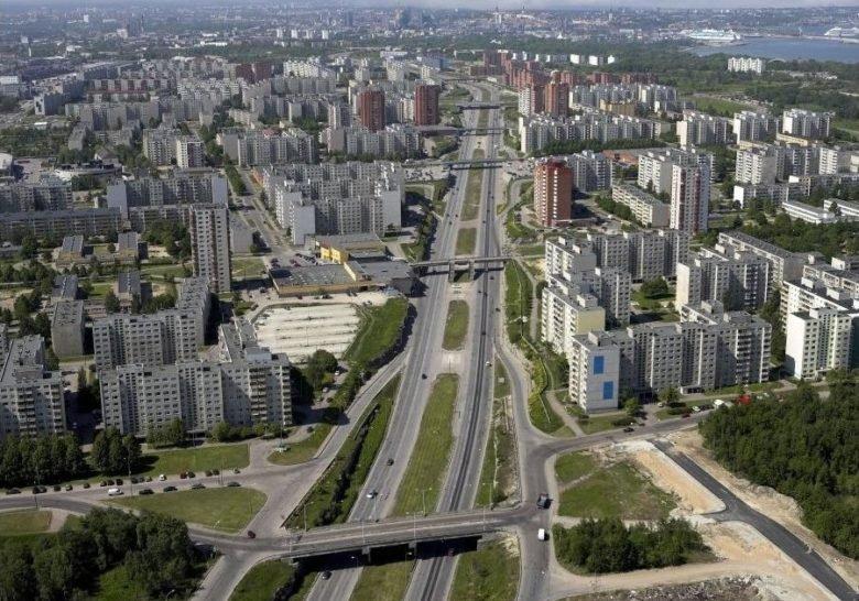 Lasnamäe Tallinn