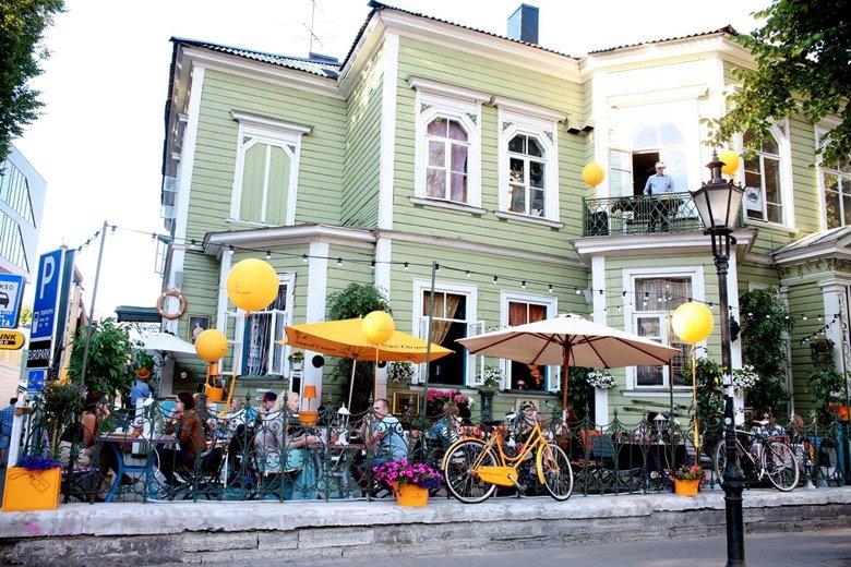 Manna la Roosa Tallinn