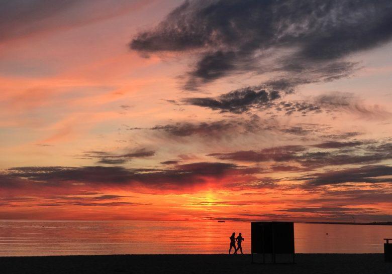 Pirita Beach Tallinn