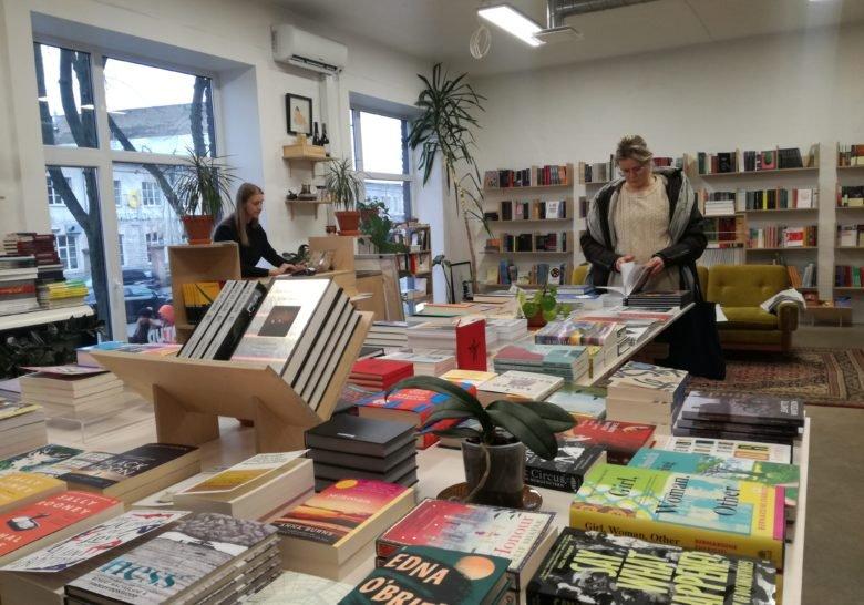 Raamatupood Puänt Tallinn