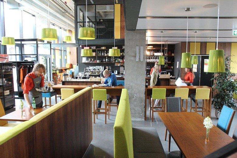 Restaurant Trühvel Tallinn