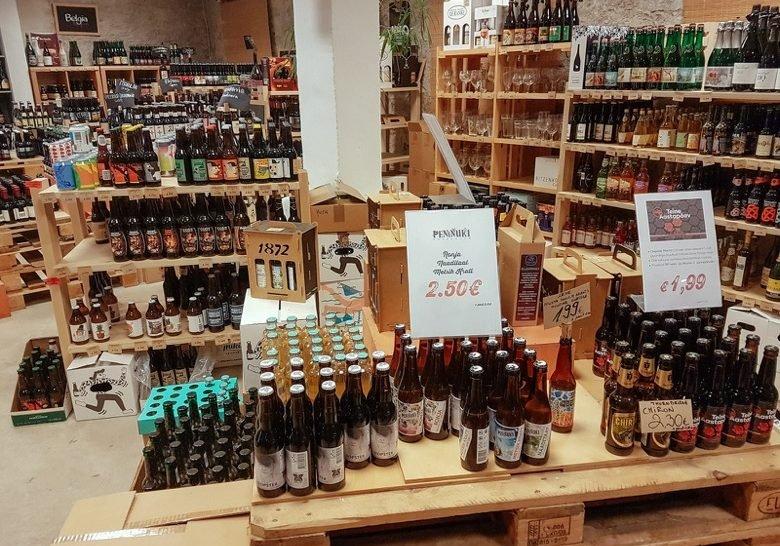 Sip Wine and Beer Shop Tallinn