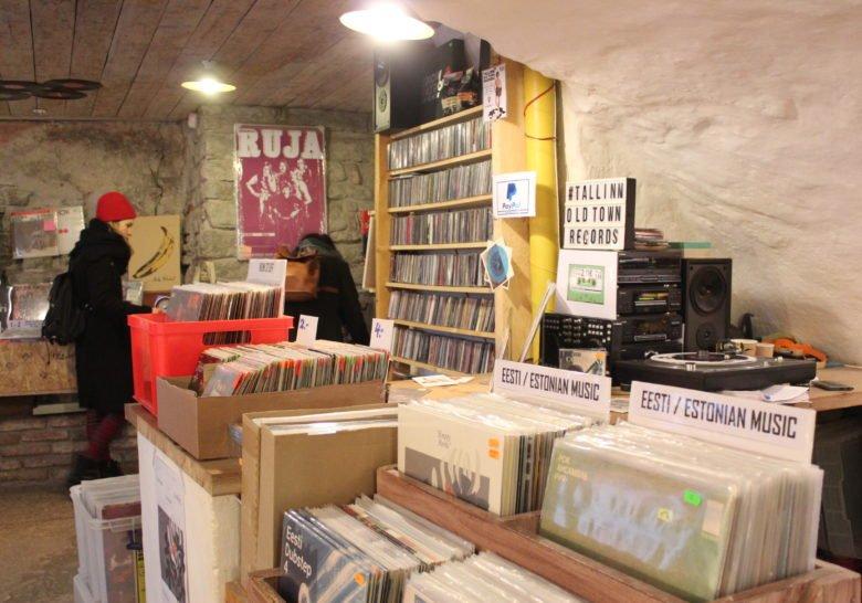Tallinn Old Town Records Tallinn