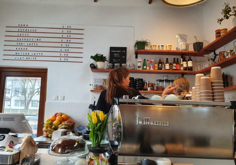 Värav Coffee and Toast Tallinn
