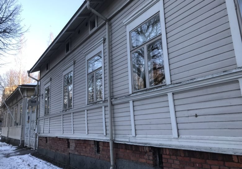 Amurin Työläismuseokortteli Tampere