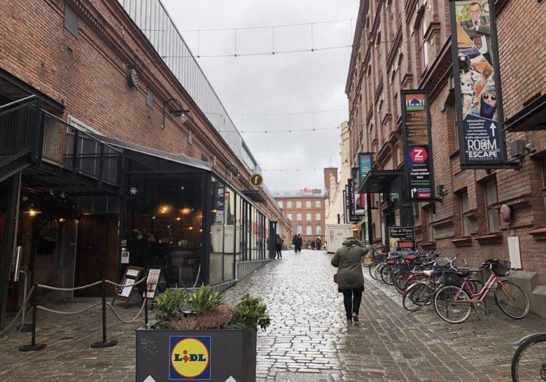 Finlayson Area Tampere