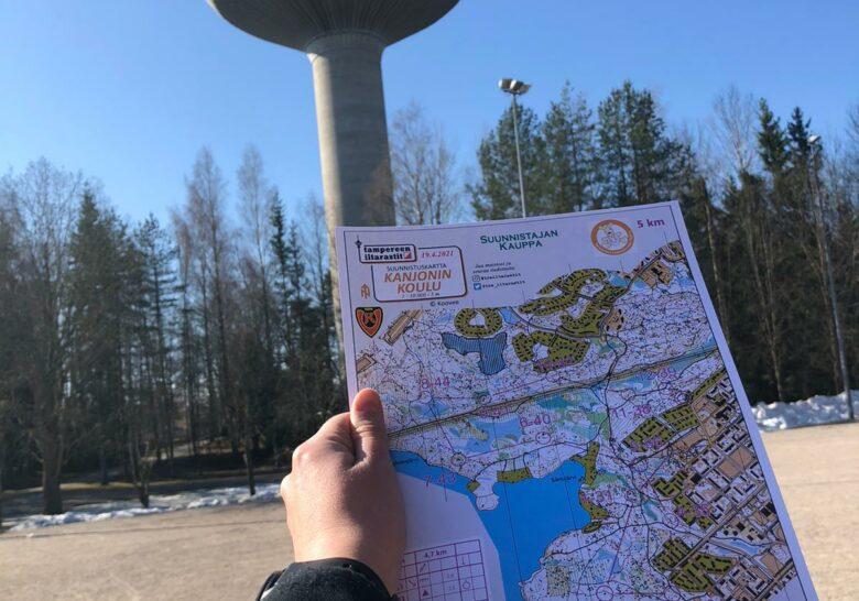 Iltarastit Tampere