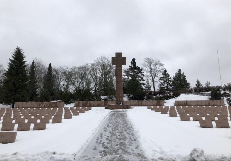 Kalevankangas Cemetery Tampere