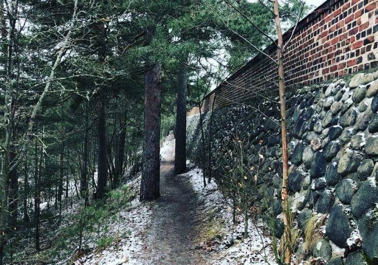Kalevankangas-Iidesjärvi Trail Tampere
