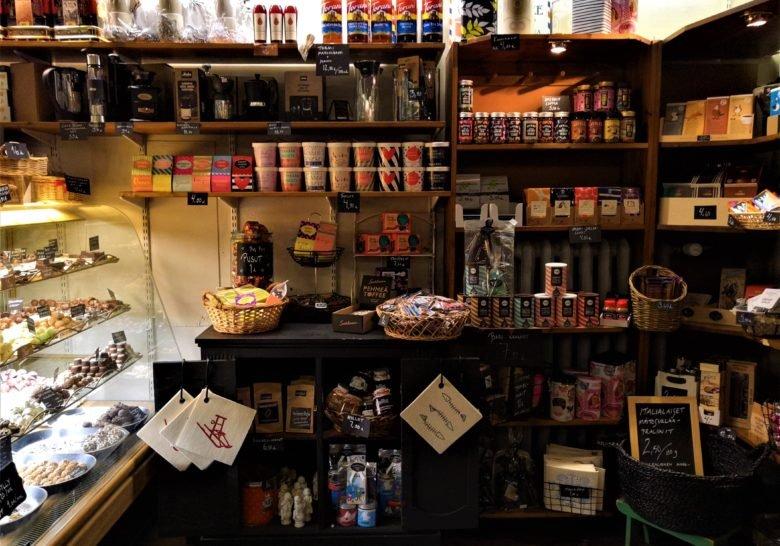 Koskilinnan Kahvikauppa Tampere