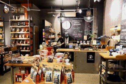 Mokkamestarit Coffee Shop Tampere