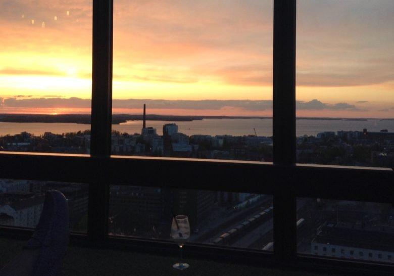 Moro Sky Bar Tampere