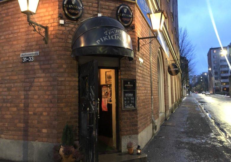 Pub Pikilinna Tampere
