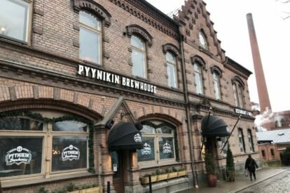 Pyynikin Brewhouse Tampere