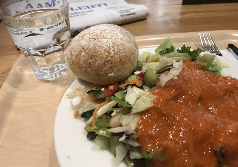 Ravintola Herkku / Salad Bar Tampere