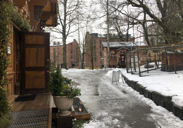 Tallipiha Tampere