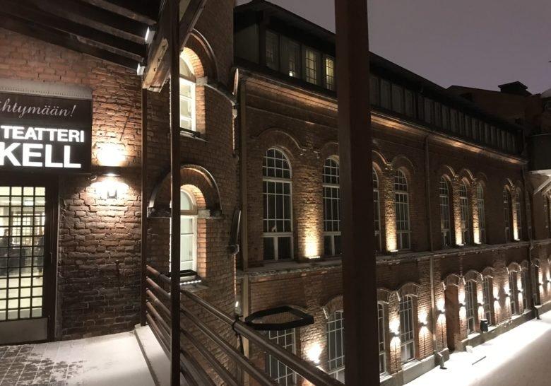 Tampereen Teatteri Frenckell Tampere