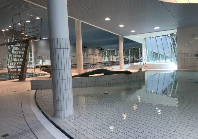 Tesoman Uimahalli Tampere
