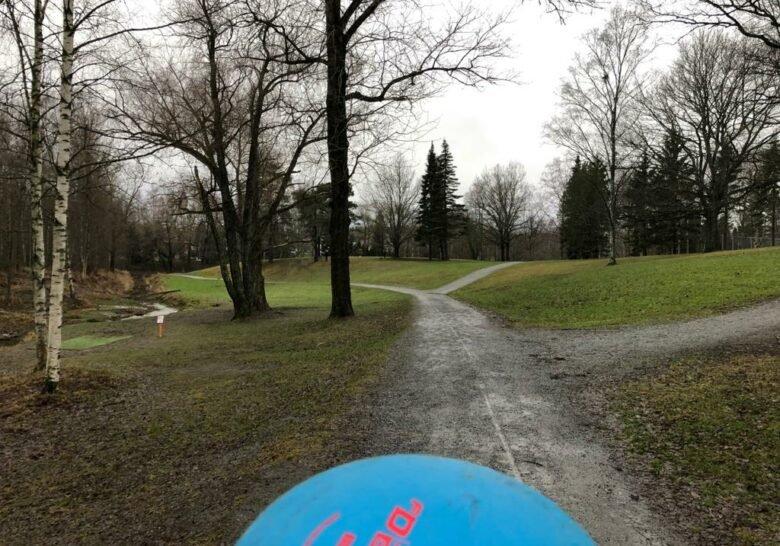 Vihioja Frisbeegolf Park Tampere