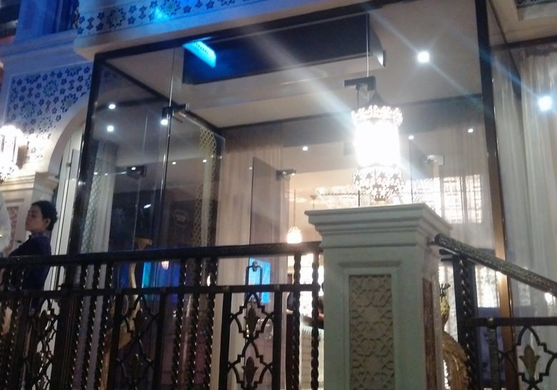 1991 Cafe Tashkent