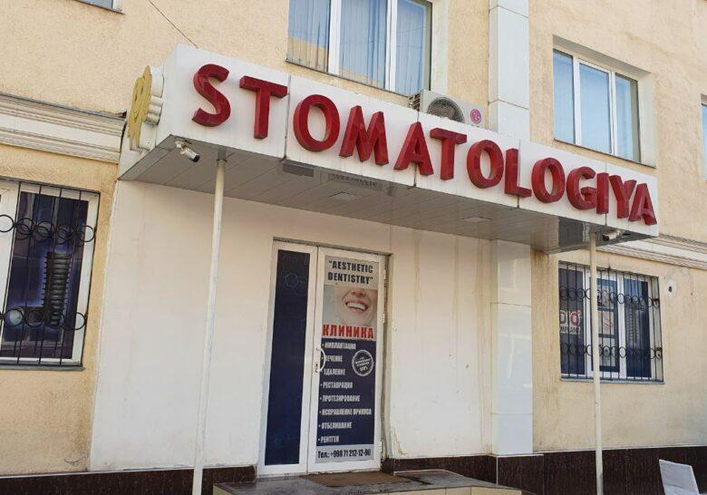 Aesthetic Dentistry Tashkent