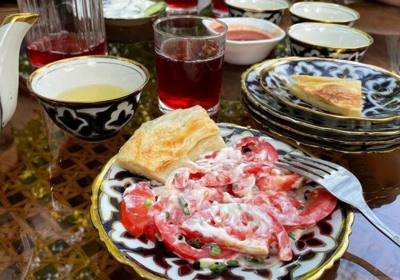 Bukhara Cafe Tashkent