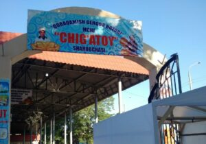 Chig'atoy Bozor – Fresh bread and dairy products
