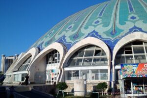Chorsu Bozor – Oldest market in Central Asia