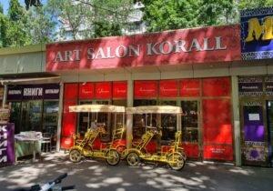 Coral Art Salon Tashkent