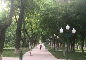 Cosmonaut Park Tashkent