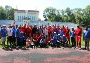 Cricket Federation Tashkent