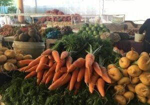 Farhod Farmers Market Tashkent