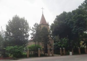 German Lutheran Church Tashkent
