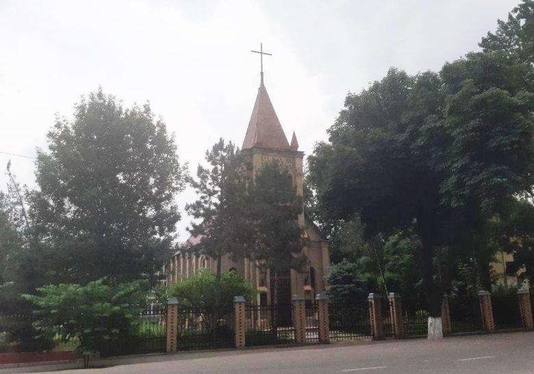 German Lutheran Church Tashkent