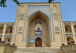 Kukoldosh Madrasah Tashkent