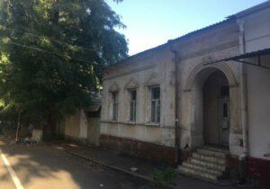 Mahatmagandi street – Old Russian Neighborhood