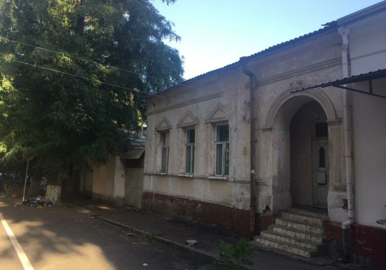 Mahatmagandi street Tashkent