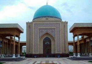 Mausoleum & mosque of Suzuk Ota Tashkent