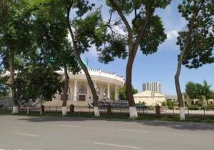 Museum of Amir Timur Tashkent