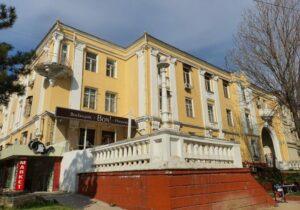 Navoi Street Tashkent
