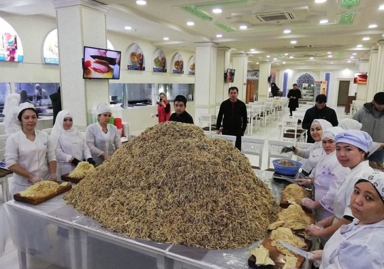 Rayhon Milliy Taomlar Tashkent