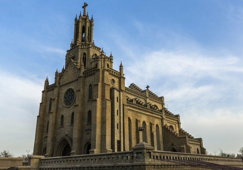 Sacred Heart of Jesus Cathedral Tashkent
