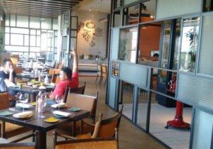 Sette Restaurant Tashkent
