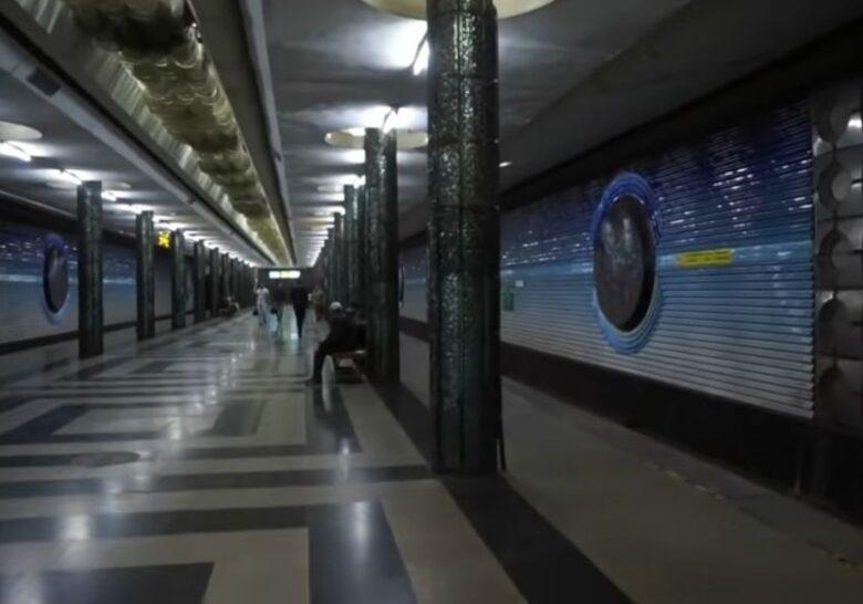 The Cosmonauts Station Tashkent