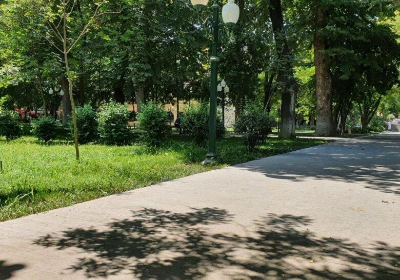 TSUM Alley Tashkent
